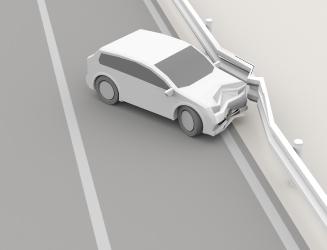 防護柵とは(基礎知識)車両用防護柵の設置区間