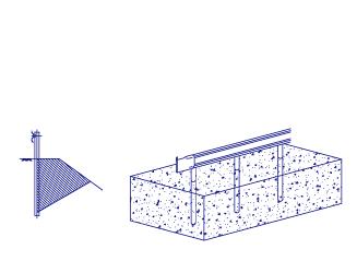 防護柵設置のポイント たわみ性防護柵の設置手順