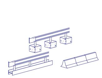 防護柵設置のポイント 置き式防護柵